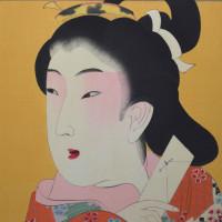 周延 明暦 chikanobu keicho
