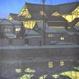 巴水 歌舞伎座