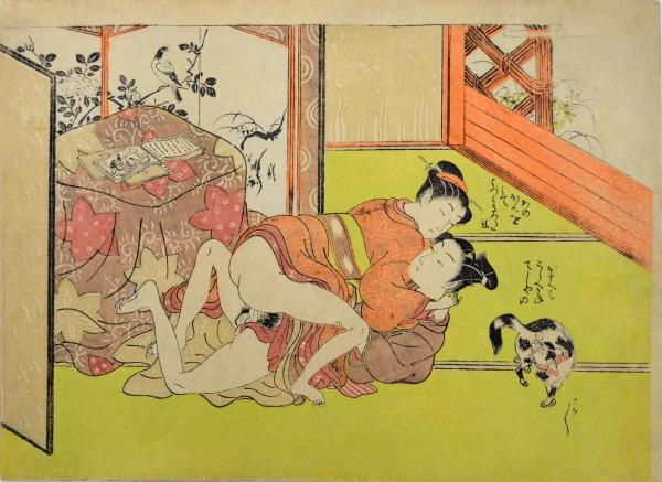 harunobu-shunga